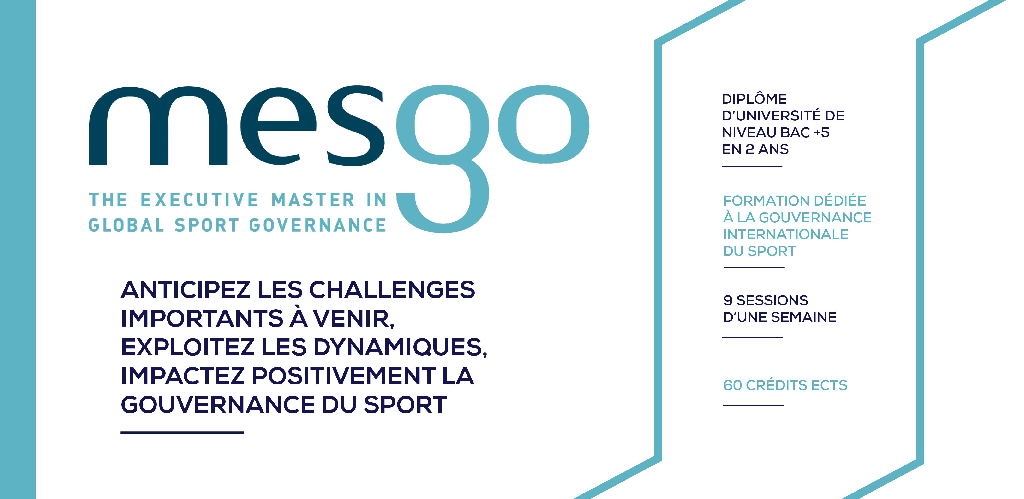 Formation MESGO CDES