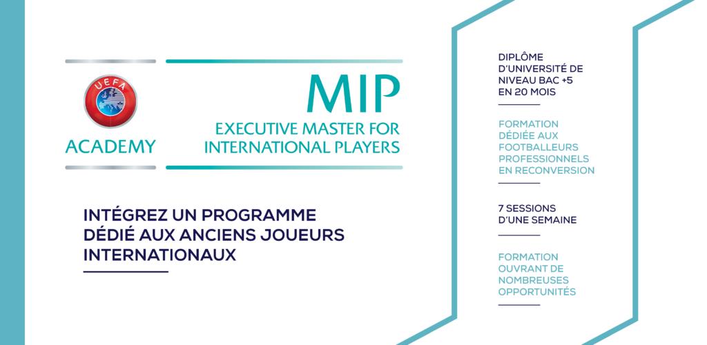 Formation UEFA MIP CDES LImoges